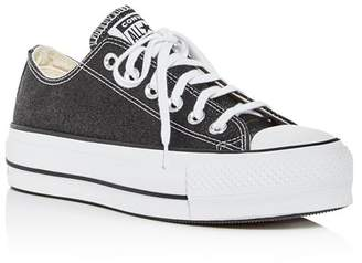 Converse Chuck Taylor All Star Low-Top Platform Sneakers