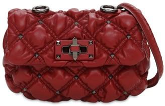 Valentino Small Spikeme Micro Studs Shoulder Bag