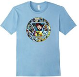 Marvel Black Widow Mosaic Graphic T-Shirt