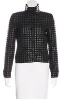 Bottega Veneta Short Wool Coat