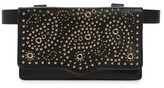 Rebecca Minkoff Bandana Stud Belt Bag - Black