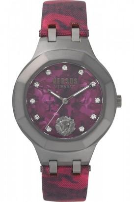 Versace Ladies Laguna City Camouflage Watch SP35010017