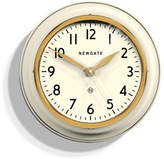 Newgate Cookhouse Wall Clock II Linen White