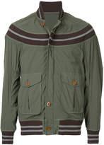 Kolor cargo pocket bomber jacket
