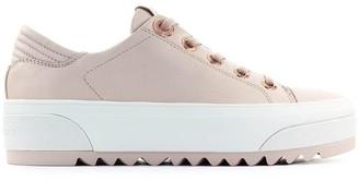 Michael Kors Keegan Lace Up Pink Sneaker