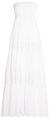 Charo Ruiz Ibiza Zoe Strapless Maxi Dress