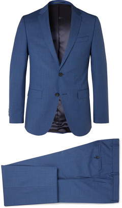 HUGO BOSS Novan/ben Slim-Fit Puppytooth Virgin Wool Suit