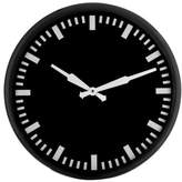 George And Co Metal Wall Clock