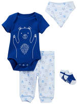 Vitamins Baby Bear Hug 4-Piece Set (Baby Boys)
