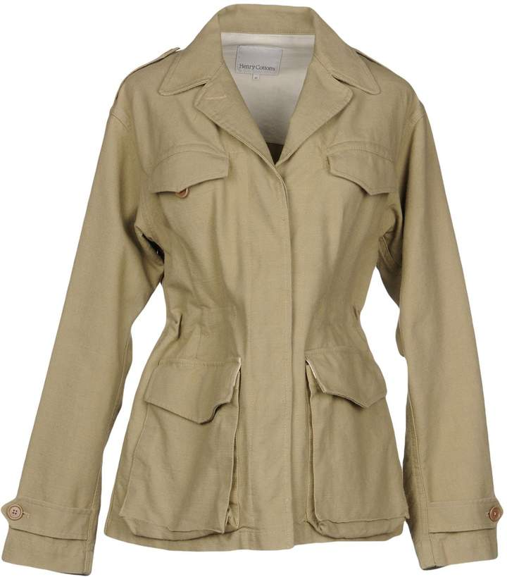 Henry Cotton's Jackets - Item 41800559HS