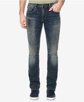 Buffalo David Bitton Men's True Indigo Ripped Jeans