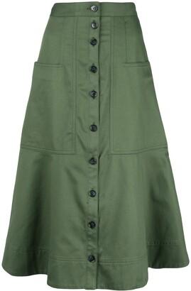 Tibi Harrison skirt