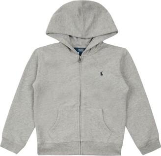 Ralph Lauren Kids Hooded Sweater (5-7 Years)