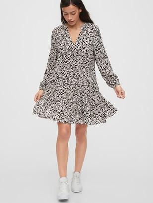Gap Tiered Mini Dress