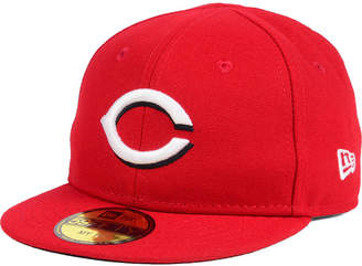 New Era Cincinnati Reds Authentic Collection My First Cap, Baby Boys