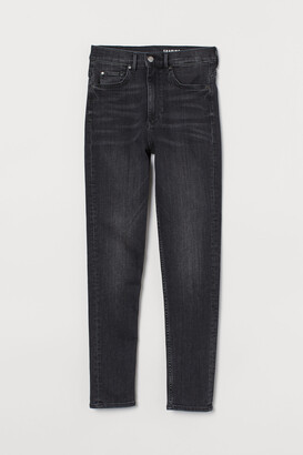 H&M Shaping Ultra High Ankle Jeans