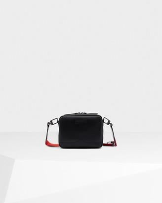 Hunter Original Rubberised Leather Mini Crossbody Bag