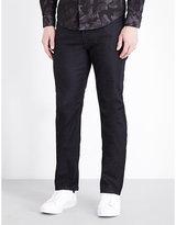 Armani Collezioni Regular-fit Stretch-denim Jeans