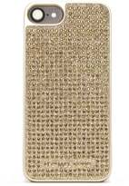 Michael Kors Electronic Novelty Gold Jewel iPhone 7 Case