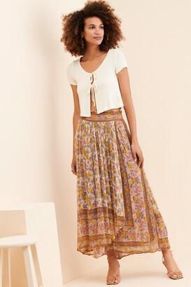 Love Sam Forever Romance Maxi Skirt
