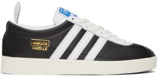 adidas Black Gazelle Vintage Sneakers
