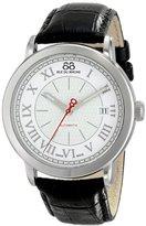 88 Rue du Rhone Men's 87WA120033 Analog Display Swiss Automatic Silver Watch