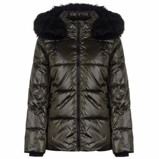DKNY Short Gloss Jacket