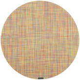 Chilewich Mini Basketweave Round Placemat