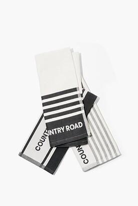 Country Road Aeri Tea Towel Pack of 3