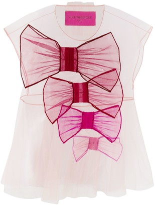 Viktor & Rolf So Many Bows top