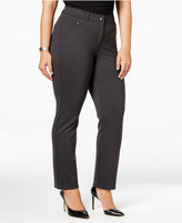 Style&Co. Style & Co. Plus Size Slim-Leg Pants, Only at Macy's