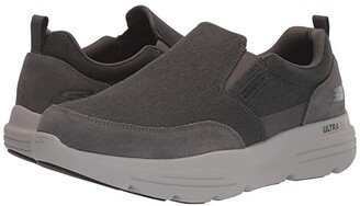 Skechers Performance Go Walk Duro (Charcoal) Men's Shoes