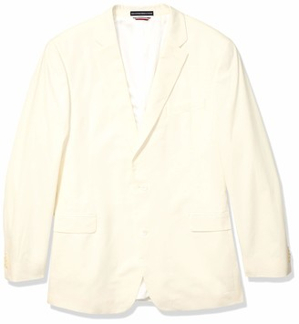 Tommy Hilfiger Men's Big and Tall Modern Fit Stretch Comfort Blazer