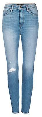 Hudson Jeans Women's Holly High-Rise Skinny Ankle Jeans