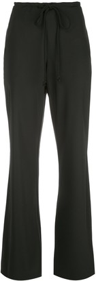 Song For The Mute High-Waisted Flared Trousers