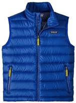 Patagonia Boys' Down Sweater Vest