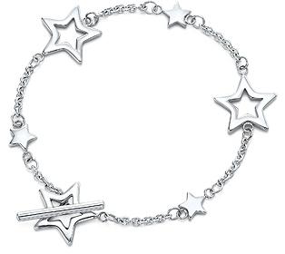 Tiffany & Co. Star Link bracelet