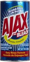 Ajax Powder Cleanser With Bleach