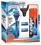 Schick Hydro 5 Holiday Gift Set 1.135 lbs