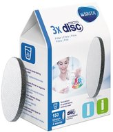 Brita Microdisc Replacement Filter Discs, Pack of 3