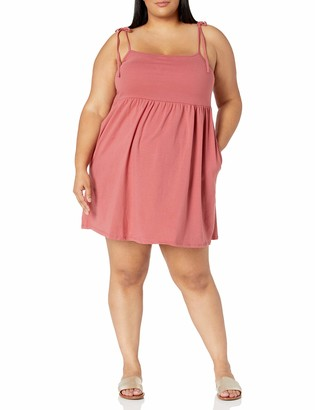 Forever 21 Women's Plus Size Cami Skater Dress