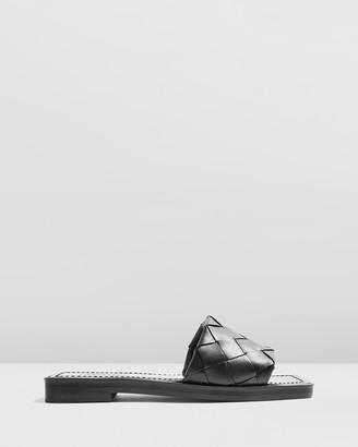 Topshop Penelope Woven Sandals