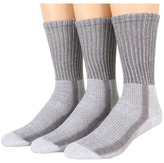 Thorlos Light Hiker Crew 3-Pair Pack Women's Crew Cut Socks Shoes