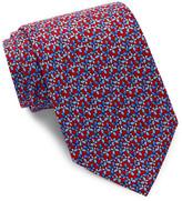 Tailorbyrd Butterfly Silk Tie