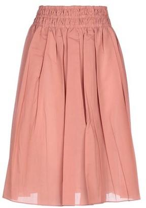 Alysi Knee length skirt