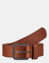 Quiksilver Mens Slim Leather Belt