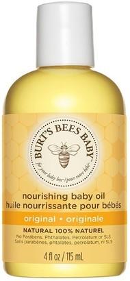Burt's Bees Baby Nourishing Oil - 118 ml