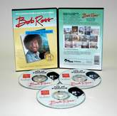"Weber The Joy of Painting"" with Bob Ross-Season 10, 13 Episodes"