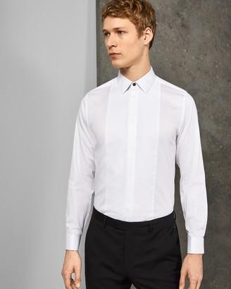 Ted Baker BABANA Plain cotton shirt