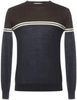Grey Daniele Alessandrini Sweaters - Item 39815662